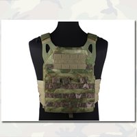Wholesale JPC Vest Airsoft Combat Jumper Carrier Vests Emerson Simplified Version Airsoft Combat Gear Olive Drab