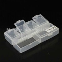 best jewelry storage - pieces Best Transparent Plastic Parts Chip IC Jewelry Small Tool Storage Components Box Container component box