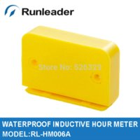 Wholesale Runleader MX Hour Counter for Motocross Dirt bike Snowmoblie Jet Ski Pit bike chainsaw lawn mower tractor marine snowmobile
