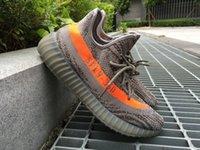 badminton origin - Boost Men Running Sport Shoe Kanye SPLY Sneakers Sample Mark M Three Stripes BB1826 Grey Orange Trainer Inside With Origin