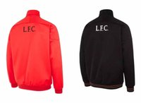 best breathable jacket - Liverpooler jacket soccer jerseys football shirts home away top de foot maillot best quality training suit adult sets