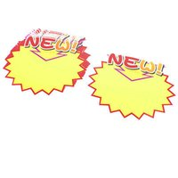 Wholesale x cm Pop Price Tag Ticket Labels Tags for Discount Products