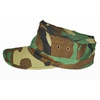 Wholesale Unisex army Octagonal Cap Fashional Airsoft Tactical Baseball Cap Army Men s Hat With Adjustable Head Circumference Tactical Caps Hats