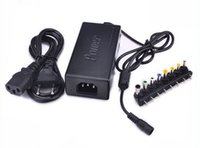Wholesale AC W Manual Laptop Adapter for TOSHIBA NEX IBM FUJITSU SONY COMPAQ HP LG ACER DELL DELTA TOSHIBA SMSUNG etc