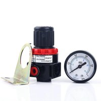 Wholesale Air Control Pressure Gauge Compressor Relief Regulating Regulator Valve AR2000