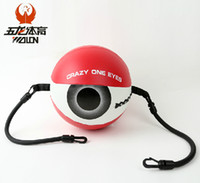 big fitness ball - WULON PU big size Exercise Fitness Floor to Ceiling Boxing Striking Speed Punching Ball Balls