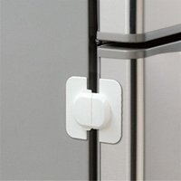 Wholesale Safety Door Cabinet Drawer Fridge Safety Locks for Kids Child Infant Household Safety Protect Baby From Hurt