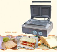Wholesale V V Sandwich Machine Toasted Bread waffle baker