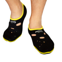 beach snorkeling - 3MM Neoprene Short Beach Socks Non slip Antiskid Scuba Dive Boots Snorkeling Sock In Fins Flippers Wetsuit Seaside Home Shoes