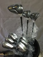 Wholesale Complete set Golf clubs M2 driver M2 fairway woods M2 Golf irons PS Come headcover Total