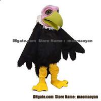 bald eagle cartoon - Bald Eagle Mascot Costumes Cartoon Character Adult Sz Real Picture2