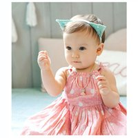 Wholesale Baby Girl New Hot Trendy Cute Lovely Cat Design Hairbands Headbands Lovely Hair Accessories Hair Band