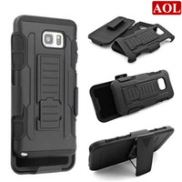 active combo - For Samsung Galaxy S7 S7 edge S7 Active in1 Future Armor Impact Hybrid Hard Case Belt Clip Holster Kickstand Combo Rugged Shockproof