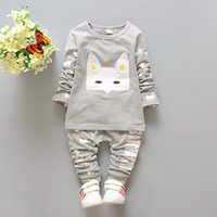 alphabet baby clothes - 0 T Baby Boys Clothes Animal Alphabet Kids Clothing Sets Children Suits Outfits Boy Long Sleeve Suit Pant Pants Shorts MC0026