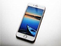 Wholesale 4 Goophone i6s Dual Core MTK6572 i6 G Phone MB RAM GB ROM can show GB GB mp camera Sealed box