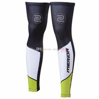 Wholesale Free DHL Cycling Leg Warmers Women And Men Sunproof Guard Knee Sleeves For Protective Gear Sport Outdoor Bike Bicycle Warmers SZ16 K01
