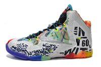 Wholesale Lebron Shoes MVP What the Lebron Mens Basketball ShoeName Brand LB Athletic Shoes LBJ11 LB11 LB Shoes Size