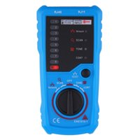 Wholesale Superior Pc BSIDE FWT11 Handheld Multi functional RJ45 RJ11 Network Wire Tracker Tester Popular New