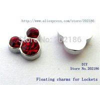 baseball cufflink - FC029 baseball floating locket charm Fit floating locket locket charm locket cufflinks