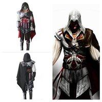 Wholesale assassins creed COSPLAY clothes ella s assassin creed II Halloween can be tailored to the Christmas party