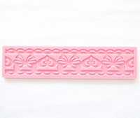 bakery items - Europe and the United States line under the new baking equipment embossed lace candy turn single cake decoration bakery Item No A129DIY han