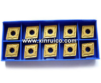 Wholesale 10pcs high quality CNC carbide turning inserts CNMG120408 semi finishing for steel