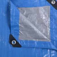 Wholesale 20 x Tarp Canopy Reinforced Tarpaulin Heavy Duty Grommets Blue New