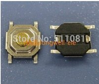 Wholesale mm SMD push button switch microswitch Tact Switch New products and ROHS