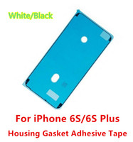 adhesive tape black - For iPhone S S s Plus Waterproof Housing Gasket Adhesive Tape Glue White Black
