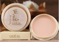 Wholesale Natural Brightening Face Pressed Powder Foundation Makeup Beauty Tool Colors