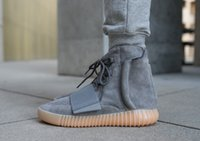 Cheap Adidas Originals Yeezy 750 Boost Glow Dark Kanye West BB1840 Men & Women Trainers Shoes Running Sports Shoe Sneakers Training Boots With Box