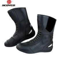 Wholesale Off Road Motorbike Shoes Black White Red Sandals