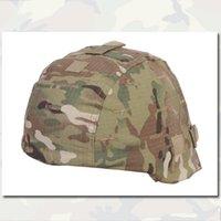 acu helmet - MICH FAST Helmet Cover Gen1 Cloth EMERSON Tactical Combat Helmet Accessories Camouflage ACU MC EM1819