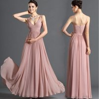 Wholesale 2015 new bride married toast dress Europe and America long section shoulder deep V neck evening dress dinner hosted the annual meeting