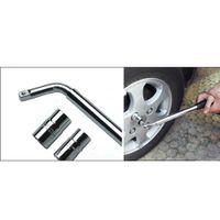 audi wheel repair - 10PCS Car Cycle Head Open End Hub Cone Wrench Car Repair Tool Car Wheel Wrench Retractable Tire Wrench Retractable Socket