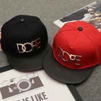 all'ingrosso kpop-Fashion Designer Dope Cayler Sons cappelli di snapbacks Kpop cotone Cappelli Sun regolabile per adulti delle donne degli uomini di sport Strapback Hip Hop Sun Visor