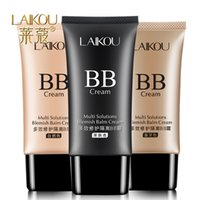 Wholesale Brand Strong Isolation Whitening Moisturizing Oil Control BB Cream Concealer Nude Makeup Foundation Cosmetic Product Colors