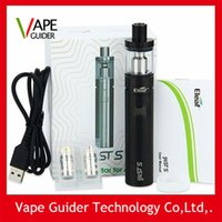 Wholesale Clone Eleaf iJust S Kit with mAh Battery Capacity and ml iJust S Atomizer Compatiable with ECL ohm Head iJustS Kit