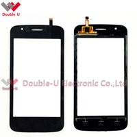 atoms digitizer - 5pcs quot Touch For Explay Atom Touch Screen Glass Digitizer Panel Repair Parts Replacement