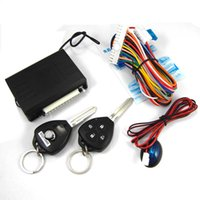 auto keyless entry system - 8123 M604 Car alarm system Remote Control Keyless Entry security car System for NISSAN CAL_102