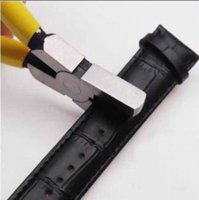band pliers - Hole Punch Pliers Watch Band Leather Strap Belt Tool tool sheep tool bag belt tool bag belt