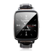 apple monitor sale - 2016 Fashion Oukitel A28 Bluetooth Smart Watch MTK2502A inch IPS Heart Rate Monitoring Genuine Leather Belt Watch Hot sale