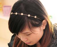 baroque jewellery - Girl s Crystal Rhinestone Gem Hair Hoop Headband Styles Baroque Style Vintage Bridal Hair Jewellery Hair Accessories
