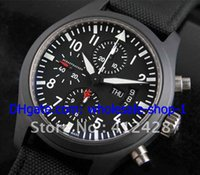 big luxury homes - Luxury Sport Styles F1 Team BIG Home Top Gun Pilot Black Dial Men quartz japan Watch top brand watches top brand