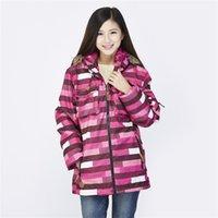 Wholesale Women s Women windproof waterproof thermal skiing jacket skiing outerwear ski suit