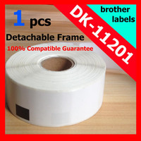 Wholesale x ROLLs Brother DK address labels x90mm roll DK1201
