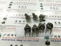 Wholesale plastic horizontal adjustable potentiometer euro with handle long mmx6mm