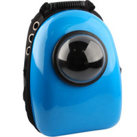 Wholesale Multiple color Space capsule cat carrier backpack bag type A