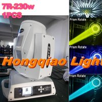 Wholesale sharpie Beam Zoom Moving Head Light R W DJ Stage Light Dmx ch Prism