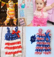 Wholesale 20 color baby lace rompers Baby Girl Rompers Condole belt lace jumpsuit Newborn Baby Clothes summer kids clothing Y